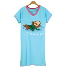 I Otter Be in Bed Nightshirt