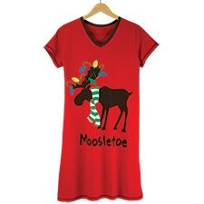 Moosletoe Nightshirt