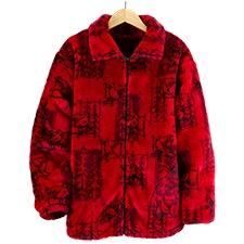 Crimson Cardinal Jacket
