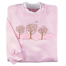 Heart Forest Pullover