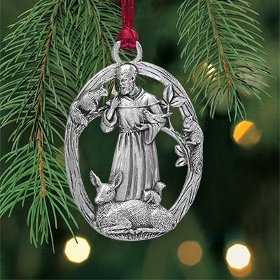 St Francis Ornament Shop Nwf