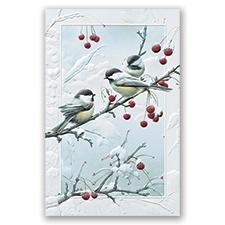 Cheeky Chickadee Card