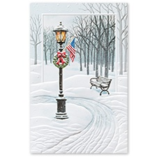 Lighting the Way Card