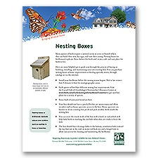 Nesting Boxes Tip Sheet