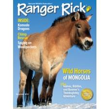 Ranger Rick November 2013