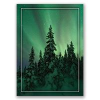Evening Glow Card