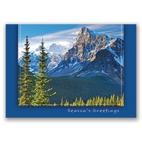 Rocky Mountain Grandeur Card
