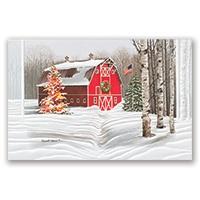 Crisp Winter Day Card