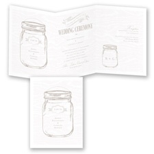 Country Canning Jar