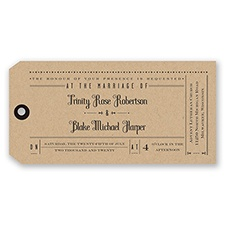 Vintage Typography Tags