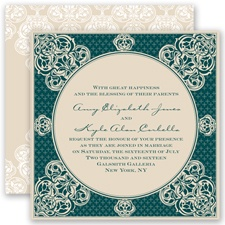 Mehndi Magic - Gem - Invitation