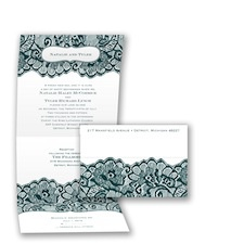 Chantilly Chic Seal and Send