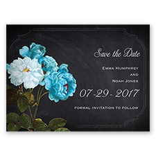 Ravishing Roses - Malibu - Save the Date