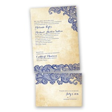 Lacy Look - Regency - Value Invitation Set