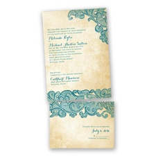 Lacy Look - Oasis - Value Invitation Set