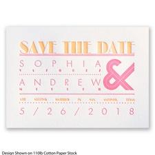 Typography Love Letterpress