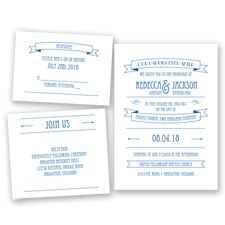 Happily Ever After - Horizon - Invitation Bundles