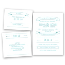 Happily Ever After - Pool - Invitation Bundles