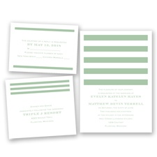 Stripe Appeal - Meadow - Invitation Bundles