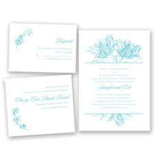 Tulip Romance - Pool - Invitation Bundles