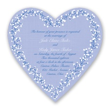 Hearts in Harmony - Horizon - Invitation