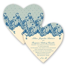 Charming Lace - Horizon - Invitation