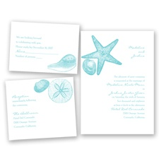 Seashore Treasures - Pool - Invitation Bundles