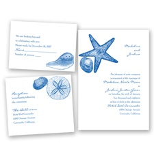Seashore Treasures - Horizon - Invitation Bundles