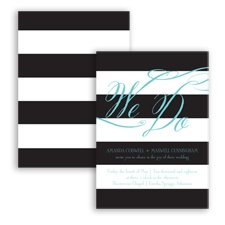 Wedding Bands - Pool - Invitation