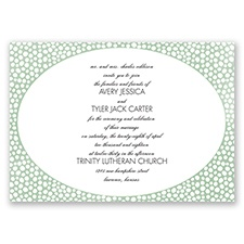 In The Spotlight - Meadow - Invitation