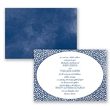 In The Spotlight - Marine - Invitation