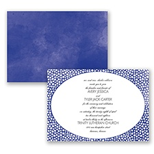 In The Spotlight - Regency - Invitation
