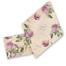 Romantic Vintage Blooms