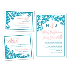 Distinguished Damask Bundle Basic