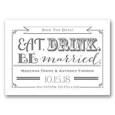 Be Married - Mercury - Save the Date