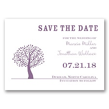 Harmony - Wisteria - Save the Date