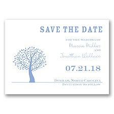 Harmony - Bluebird - Save the Date
