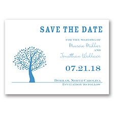 Harmony - Cornflower - Save the Date