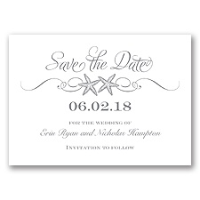 Sweetly Starfish - Mercury - Save the Date
