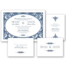 Joyful Damask Bundle Select