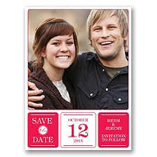 Photo Fantastic - Poppy - Save the Date