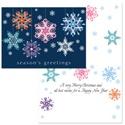 Ribbon Snowflakes - Multi Ribbons