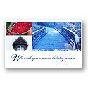 Warm Holiday Wishes E-Card