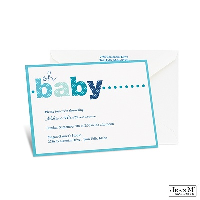 home baby kids shower invitations oh baby shower invitation