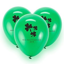 Green Custom Balloon