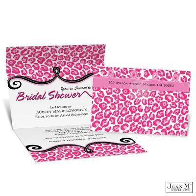 ... · Bridal Shower · Wild Fun Seal and Send Bridal Shower Invitation