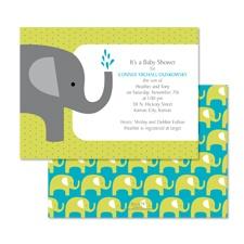 shower invitations baby kids michaels custom invites