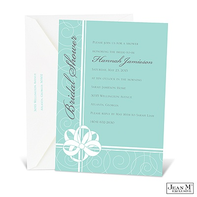 · Wedding · Shower & Party Invitations · Presenting Bridal Shower ...