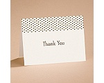Gold Buckle - Thank You Card With Verse and Envelope