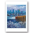 Stone Arch Bridge Card